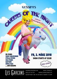 Gossipa's Queens of the Night